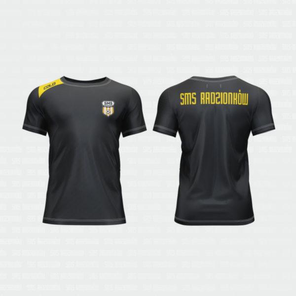 Koszulka meczowa czarna